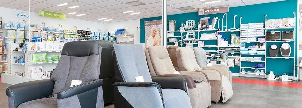 Nous proposons de larges gammes de fauteuils releveurs chez Bastide Narbonne